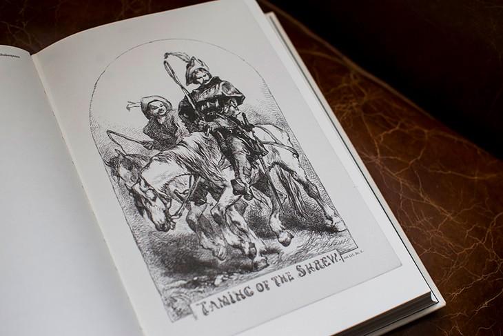 限量版《莎士比亚全集》,值得传家的 5 个理由